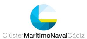 Logotipo Clúster Marítimo Naval de Cádiz