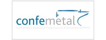 Logotipo Confemetal