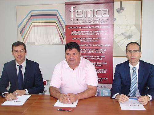 Acuerdo de Colaboración FEMCA y Peugeot