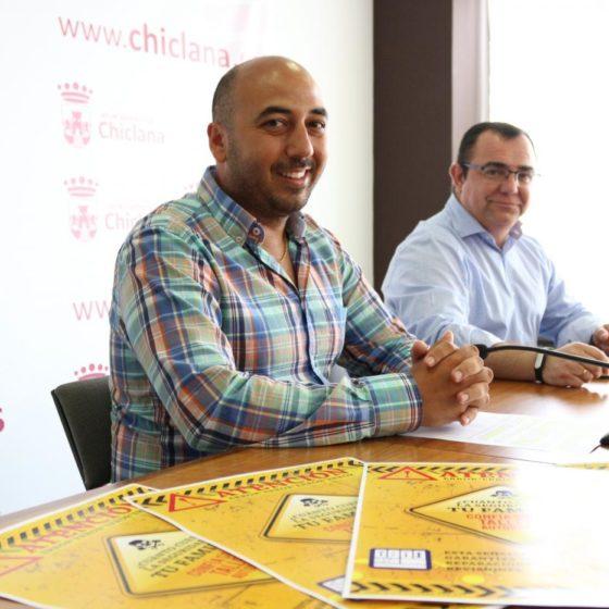 Campaña de legalización de Talleres Piratas - FEMCA Cádiz