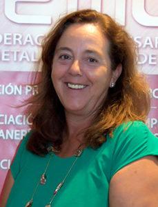 Pilar Vázquez Gandiaga - FEMCA Cádiz