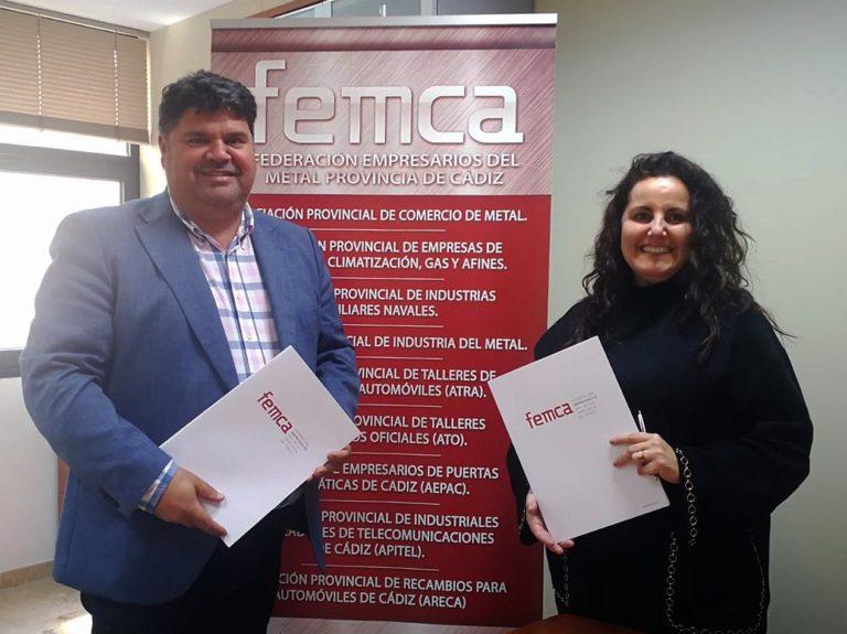 Acuerdo de Colaboración FEMCA e i3net