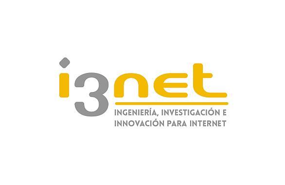 Logotipo i3net