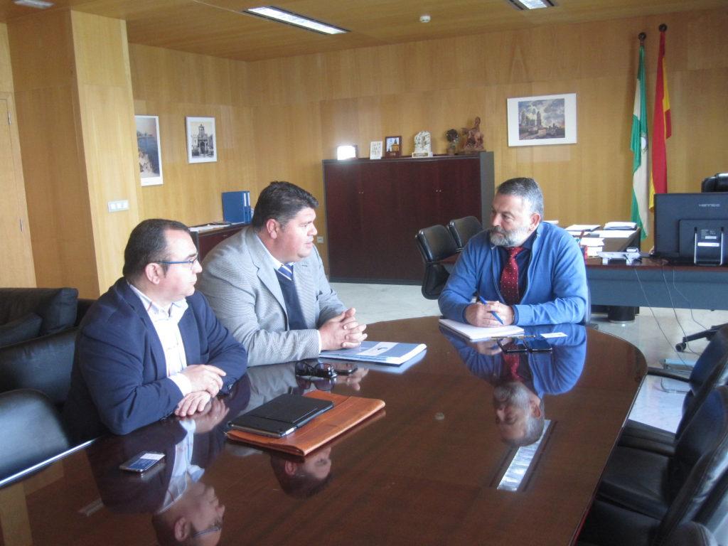 Primera Reunión con el Delegado Territorial de Empleo