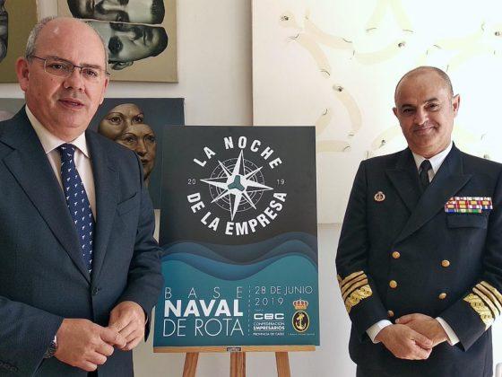 La Noche de la Empresa 2019 resaltará en la Base Naval de Rota el orgullo de ser empresario
