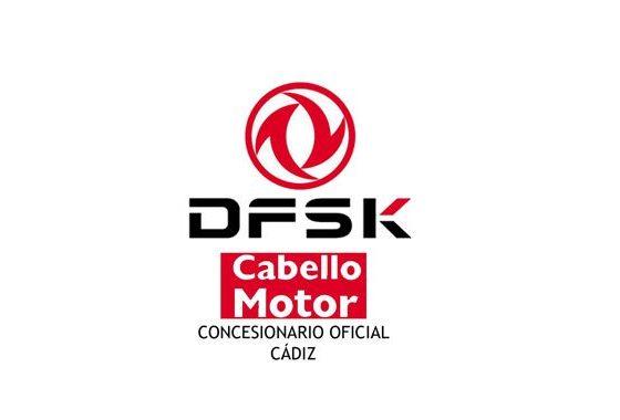 Logotipo Cabello Motor - DSFK